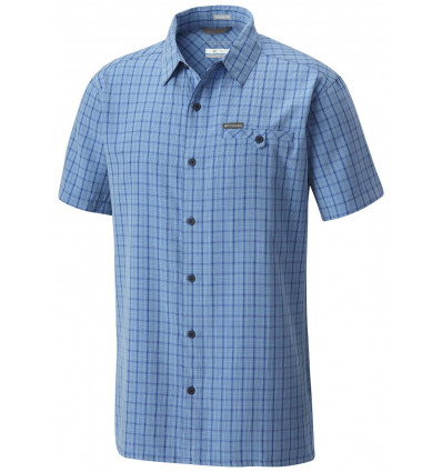 Chemise Columbia Declination Trail II (Yacht Ombre)