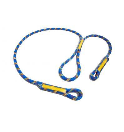 Longe assymétrique TENDON Y Dynaprot 45 Et 75 Cm (Bleu)