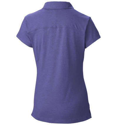 Polo Shadow Time Columbia Grande taille (Bright lavender) femme