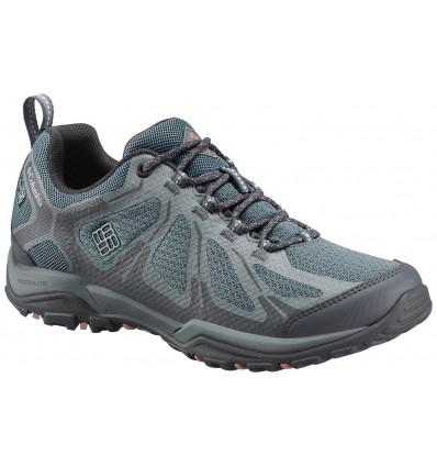 Chaussures Columbia Peakfreak XCRSN II XCEL OutDry Femme (Storm, sorbet)