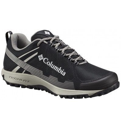 Chaussures Conspiracy V Columbia (black, White) femme