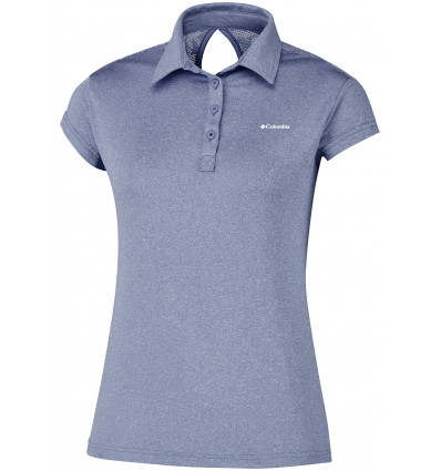 Polo Peak To Point Novelty Columbia (Bluebell) femme