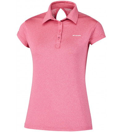 Polo Peak To Point Novelty Columbia (Red camellia) femme
