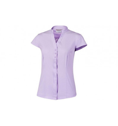 Chemise manches courtes Saturday Trail Stretch Columbia (Soft Violet) femme