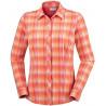 Saturday Trail Stretch Plaid Ls Shirt Sorel (zing Plaid)