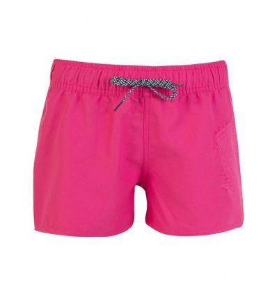 Short de plage Protest FOUKE JR (Pink Pink) enfant