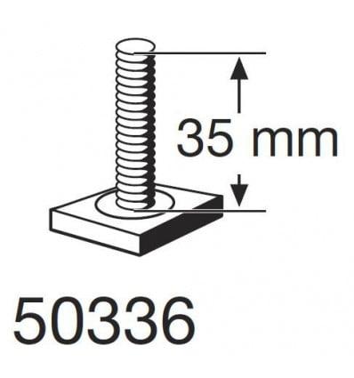Thule - Proride 591, Vis 35mm