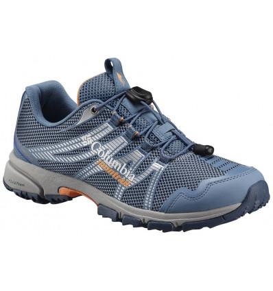 Chaussures de trail Mountain Masochist IV Columbia (dark Mirage, Jupiter) femme