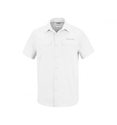Chemise manches courtes Columbia Silver Ridge II (white) homme