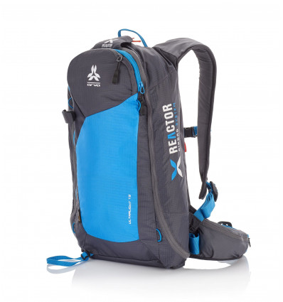 Sac Airbag Airbag Arva Reactor Ultralight 15 Blue - AlpinStore