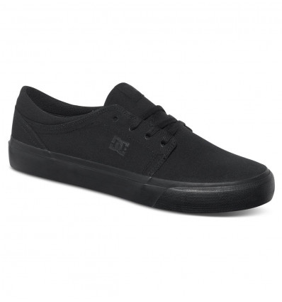 Chaussure DC Shoes TRASE TX (black/black/black) homme