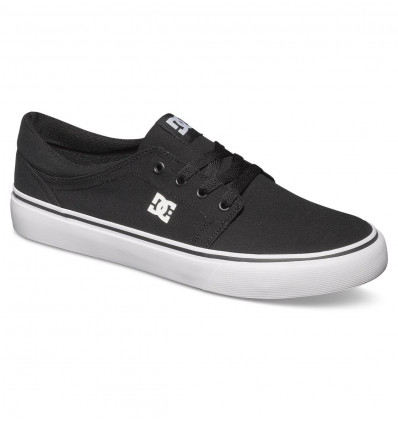 Chaussure DC Shoes TRASE TX (black/white) homme