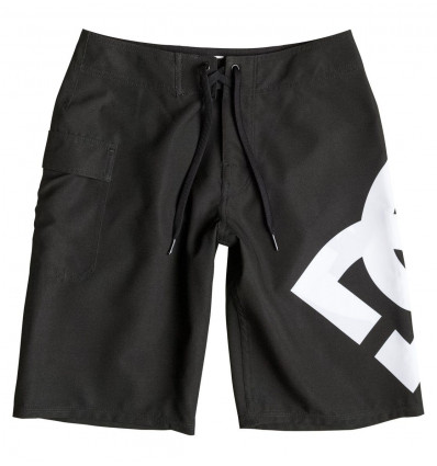 Short de bain DC Shoes LANAI 17 (black) garçon