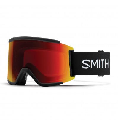 Masque de ski SMITH SQUAD XL (Black/Red)