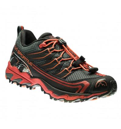 Chaussure trail Falkon Low 36-40 La Sportiva (Carbon/Flame) enfant