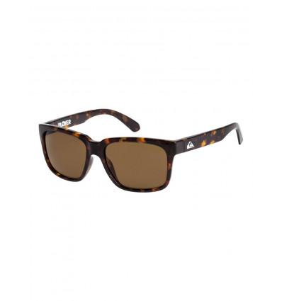 Lunettes soleil Quiksilver PLAYER (matte tortoise brown/brown) garçon