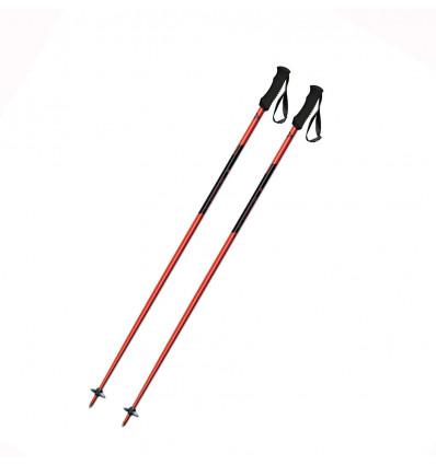 Bâton de Ski Fischer Unlimited red