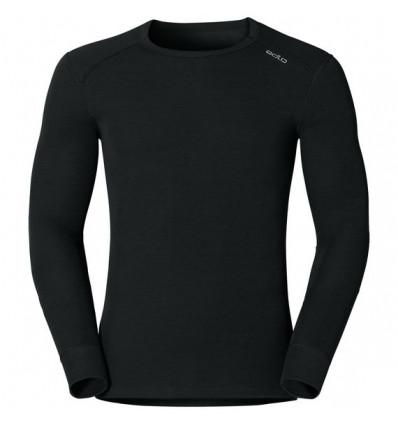 T-Shirt ML ACTIVE WARM Originals Odlo (black)
