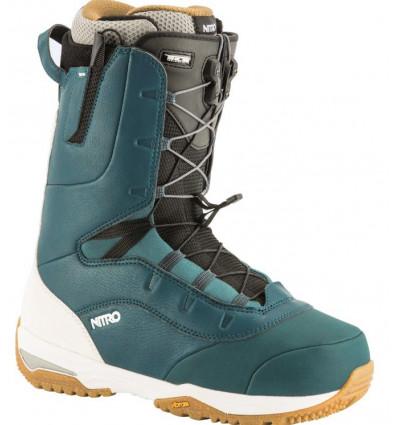 Boots VENTURE PRO TLS Nitro Snowboard (blue-white) 2019