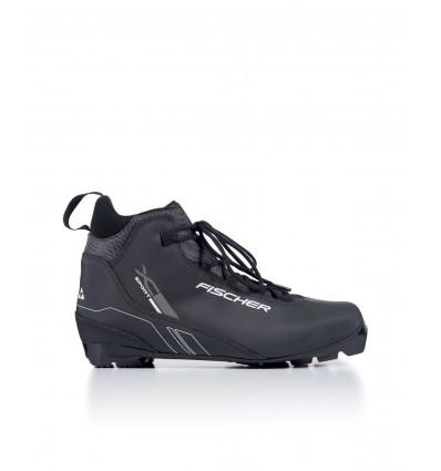 Chaussures Ski Nordique XC SPORT BLACK Fischer