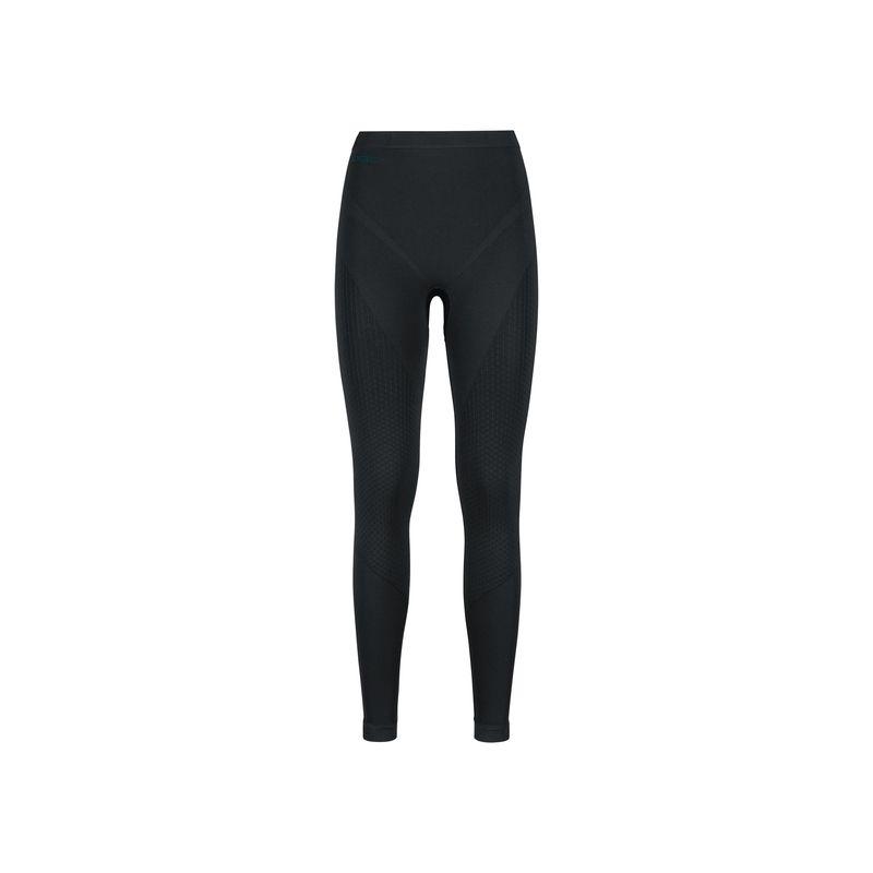 Collant Evolution Warm Odlo (Black- Odlo Graphite Grey) femme