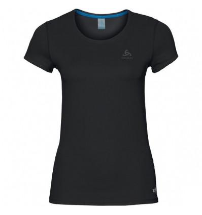 T-shirt Suw Top Crew Neck S/s Active F-dry Light Odlo (noir) femme