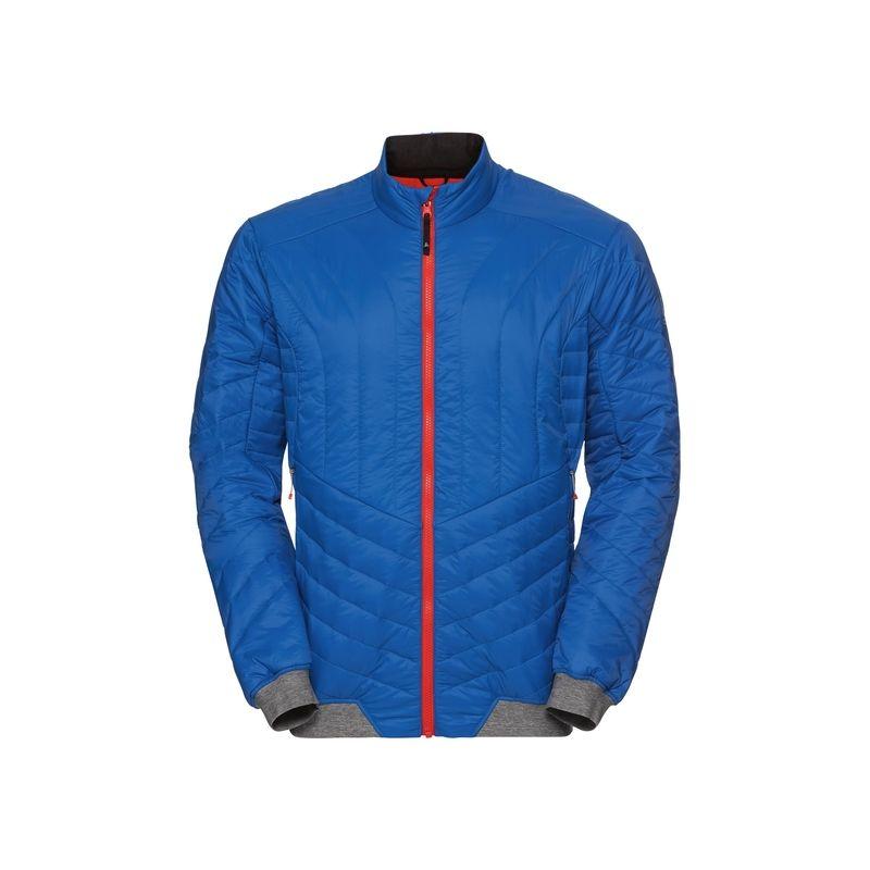 Veste COCOON S Zip-In Odlo (energy blue) homme