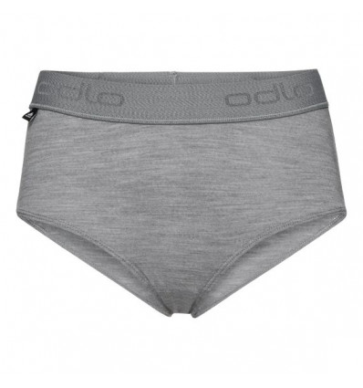 Culotte SVS Natural 100% MERINO WARM Odlo (grey melange) femme