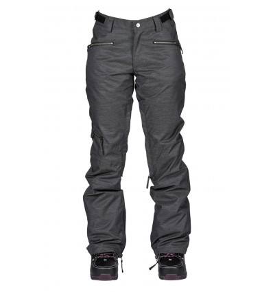 Pantalon de ski White Pine Pant Nikita (Black)