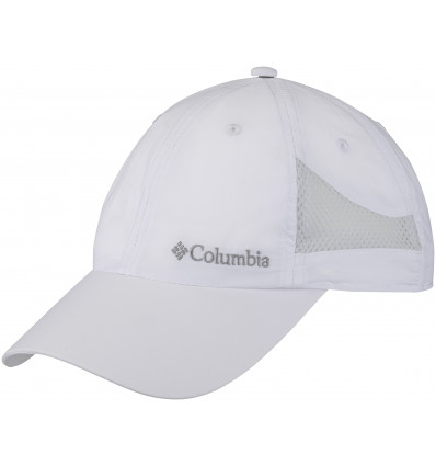 Columbia Tech Shade Hat (white, White)
