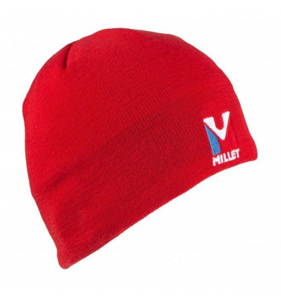 Bonnet MILLET ACTIVE WOOL (Red)