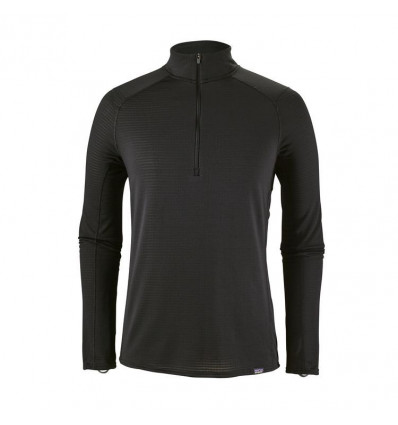 Première couche M's Cap Tw Zip Neck Patagonia (black)