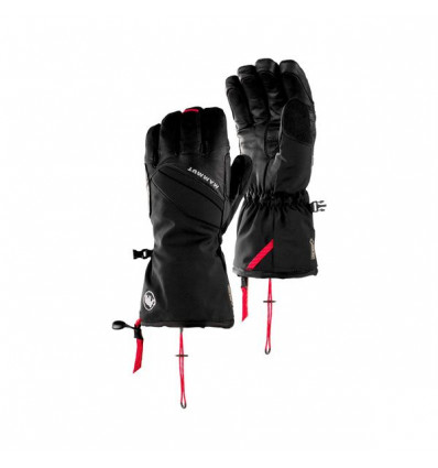 Gants Meron Thermo 2 in 1 Mammut Black