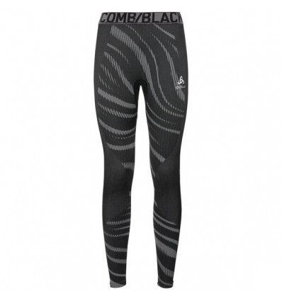 Collant Suw Bottom Pant Performance Blackcomb Odlo (Black - odlo concrete grey) femme