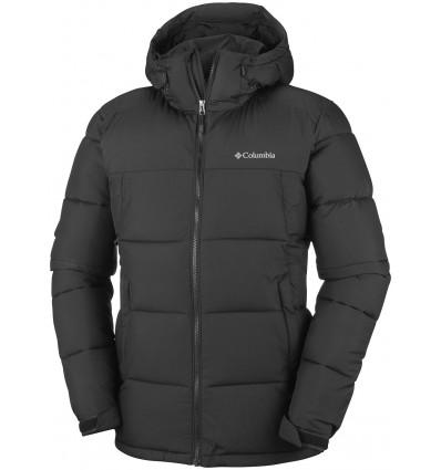 Doudoune Columbia Pike Lake Hooded Jacket (Black) homme