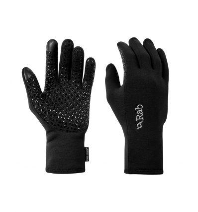 Gants Rab Power Stretch Contact Grip Glove (Black)