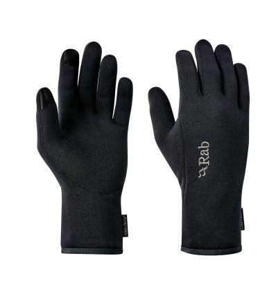 Gants Rab Power Stretch Contact Glove (Black)