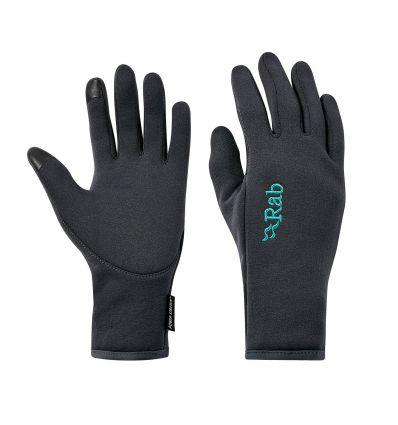 Gants Rab Power Stretch Contact Glove Wmns (Beluga) femme