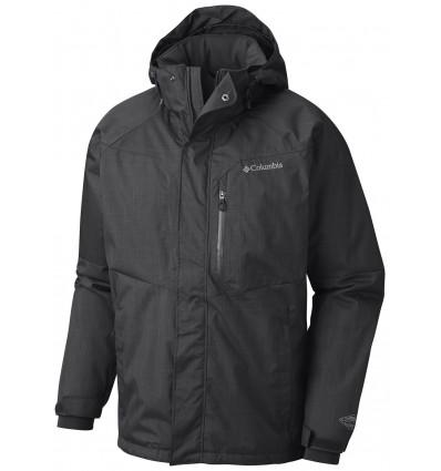 Veste de ski Columbia Alpine Action Jacket (Black)