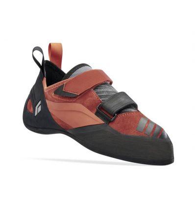 Chausson escalade Focus- Men's Climbing Shoes Black Diamond (Rust)