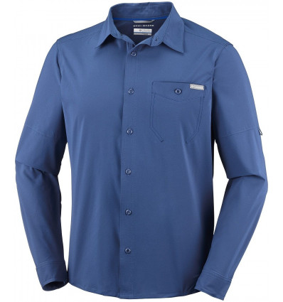 Chemise manches longues Triple Canyon Solid Columbia (Carbon)
