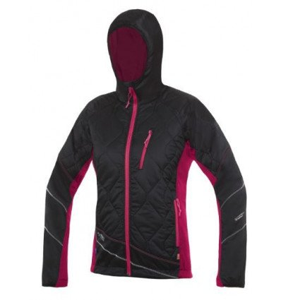 Veste Direct Alpineeee Jacket Block Lady -black/rose femme