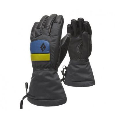 Gants de ski Kids Spark Gloves Black Diamond (Denim-aloe) enfant