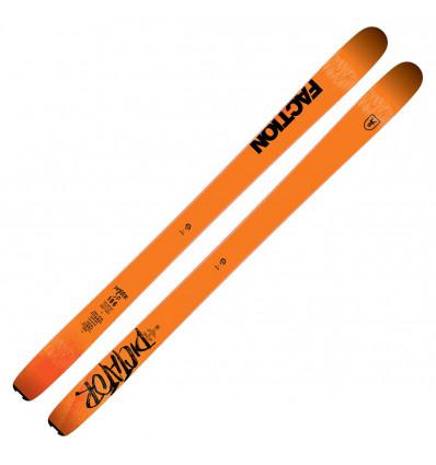 Ski Dictator 3.0 Orange Faction