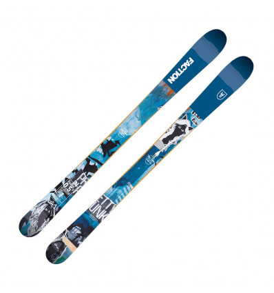 Ski Prodigy 0.5x Blue Faction (enfant)