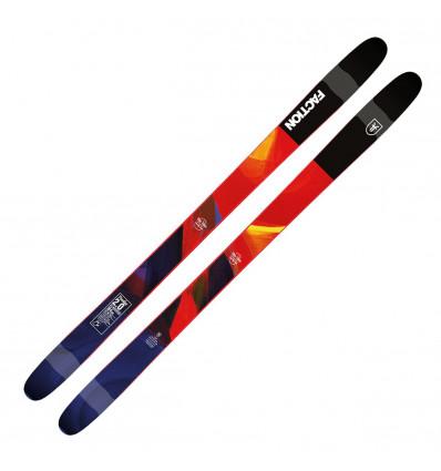 Ski Prodigy 2.0 Orange Faction
