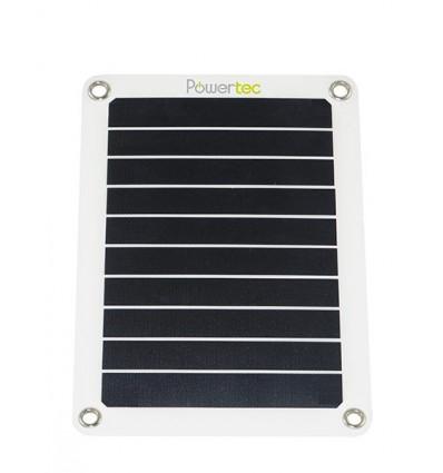 Panneau solaire semi-rigide PT Flap 4W SunPower Powertech