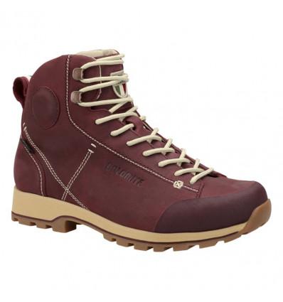 Chaussures Dolomite Cinquantaquattro High Fg Gtx W (Burgundy Red) femme