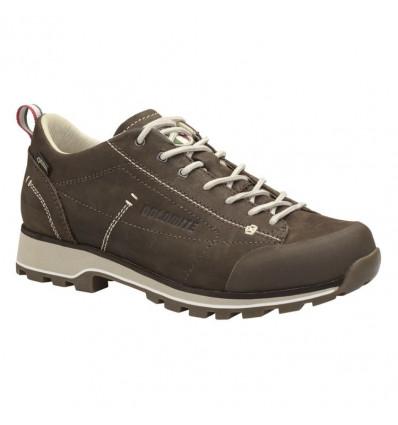 Chaussures Dolomite Cinquantaquattro Low Fg Gtx Ws (Dark brown) femme