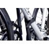 Porte Velo Attache Remorque Rideon 2bike, 7 Pin